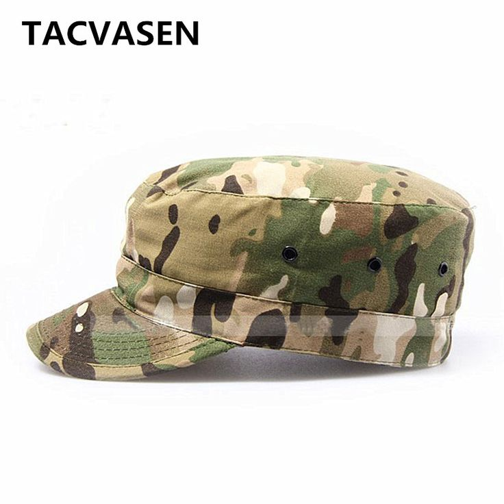 TACVASEN Outdoor US Army baseball snapback hat Camouflage Caps Army Paintball Fishing Hiking Camping Travel Cap JNSZ-015