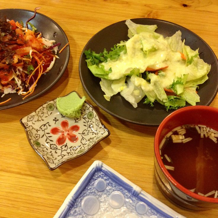 Comida coreana in Yongin.