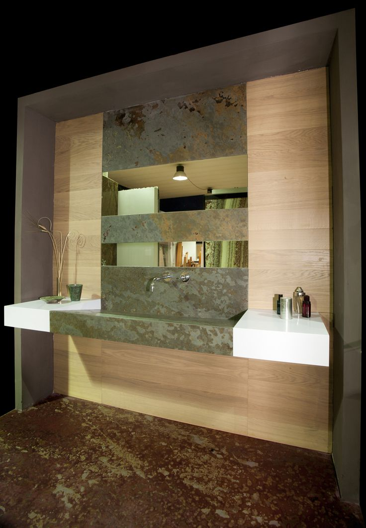 #washbasin #slate #quartz #lavabo #showroom #project #handmade #madeinitaly #homedesign #interiordesign #architecture #marble