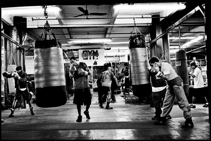 Gleasons gym new york with images boxing club