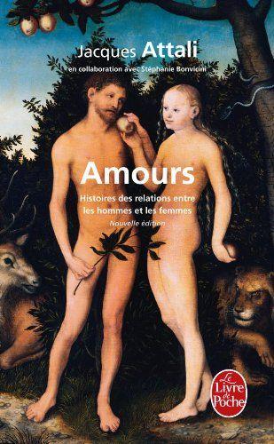Amazon.fr - Amours - Jacques Attali - Livres