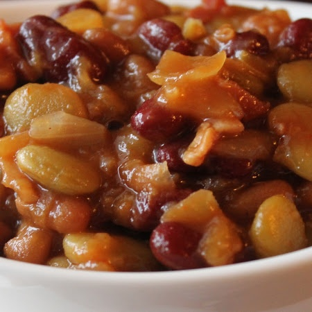 Calico Baked Beans | Recipe | Calico Baked Beans, Baked Beans and ...