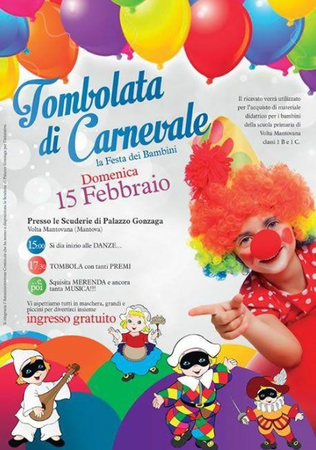 Tombolata di Carnevale a Volta Mantovana http://www.panesalamina.com/2015/32860-tombolata-di-carnevale-a-volta-mantovana.html
