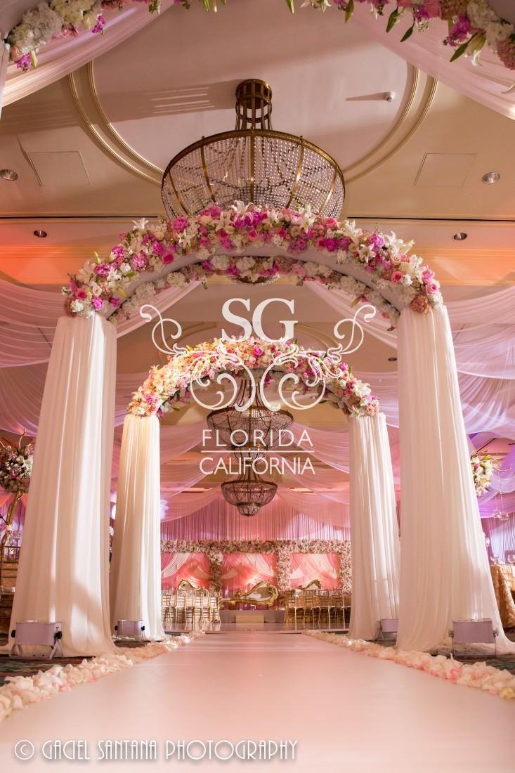 Deana & Hani: Wedding – Suhaag Garden