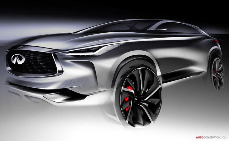 Infiniti QX Sport Inspiration Concept Unveiled in Beijing - AutoConception.com