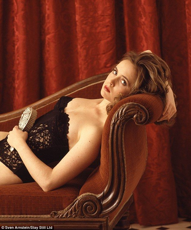 Lysette Anthony (pictured) was a succesful Hollywood actress who never imagined she would ...