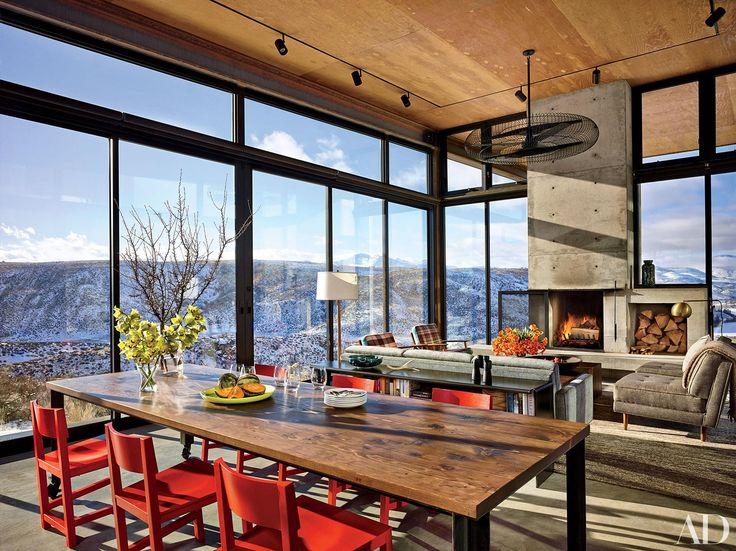 8 Incredible Rustic Designs by Olson Kundig