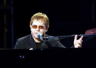 Elton John Top Veteran Music Artists on the Forbes Celebrity 100