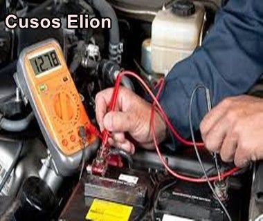 CURSO DE ELETRICISTA AUTOMOTIVO