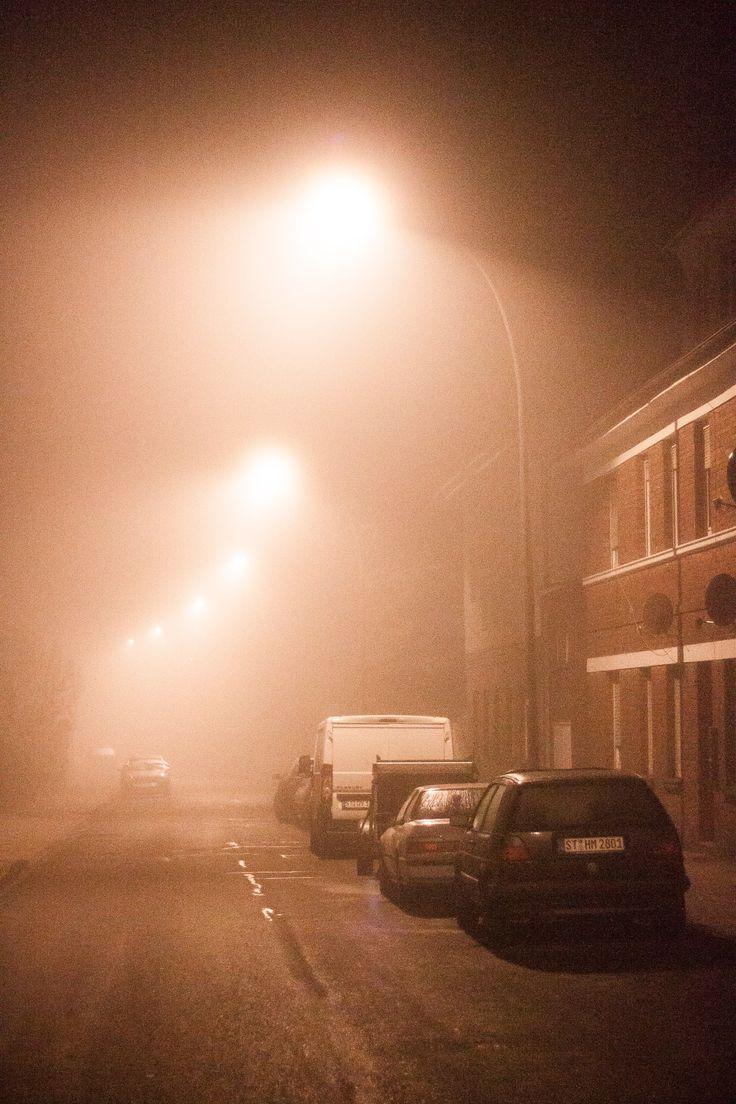 foggie night #2 - A foggie night in Neuenkirchen, near Rheine, Germany