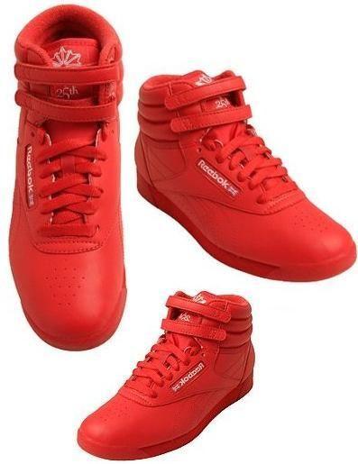 reebok classic trainers womens red Sale e7454e1171