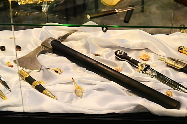 #Travel #tour #Exhibition #Fair #knives (1)