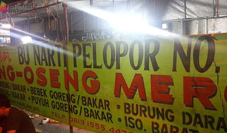 Oseng-Oseng Mercon Bu Narti - OsengOseng Mercon Kuliner Pedas Khas Yogyakarta