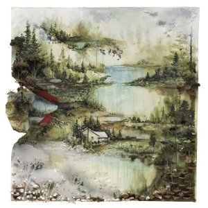 Bon Iver - Justin Vernon's voice makes me feel peaceful, happy, and sometimes sad. This music is just beautiful