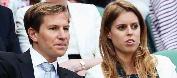 Wordt prinses Beatrice aan het lijntje gehouden? - Beau Monde