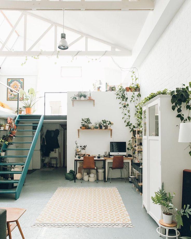 Workspace Deco | Pinterest: heymercedes