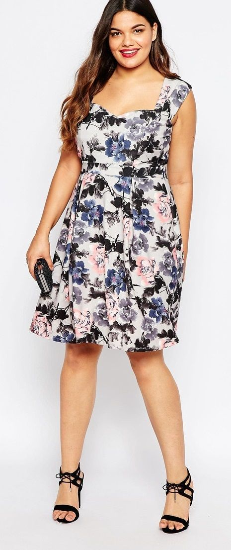 1064 Best Plus Size Fashion Images On Pinterest Plus Size Dresses