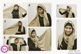 Hijab Style 2014 ~ Hijab Tutorials 2014