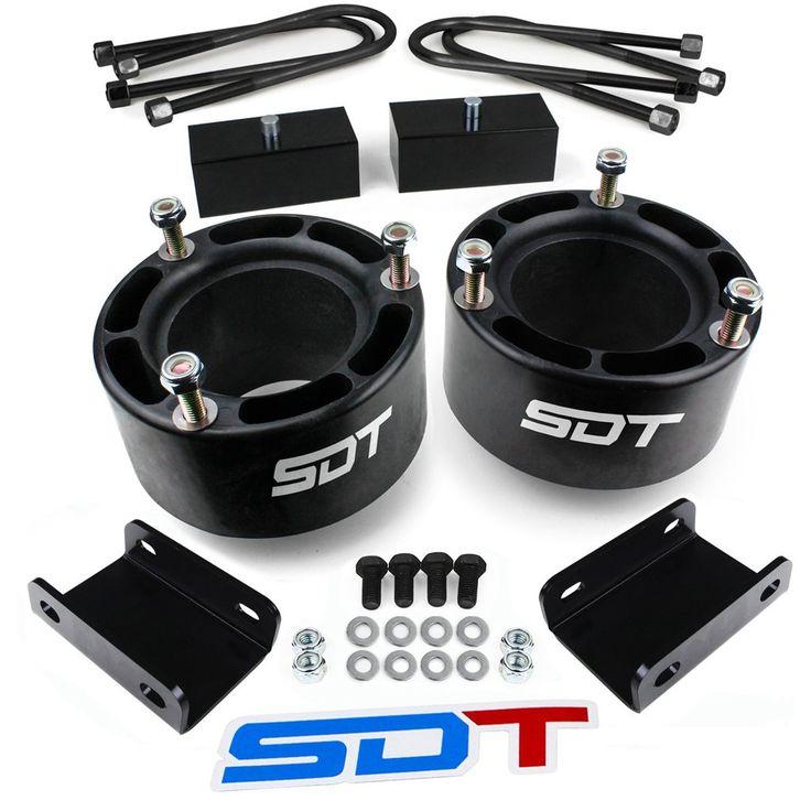 2003-2013 Dodge Ram 2500 4WD Full Lift Leveling Kit + Sway Bar Drop