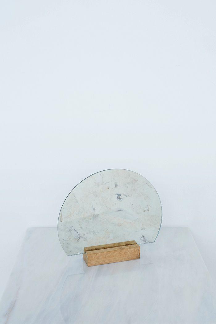 Half Moon Mirror | Kristina Dam Studio