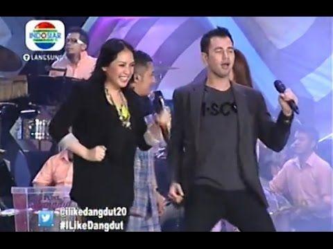 Rafi Ahmad & Nagita Slavina Bergoyang Dangdut di I Like Dangdut Challang...