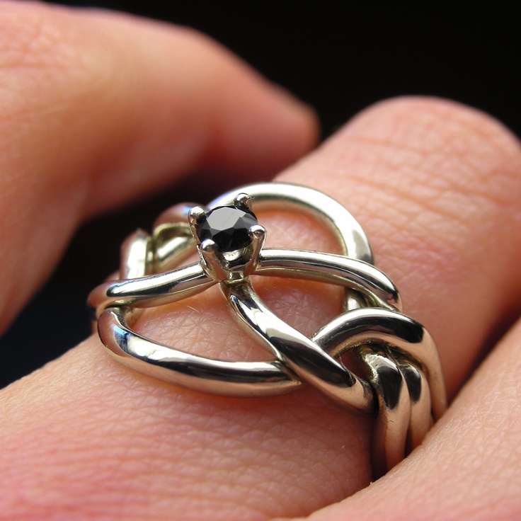 puzzle wedding rings 17 best ideas about puzzle ring on beautiful 6927