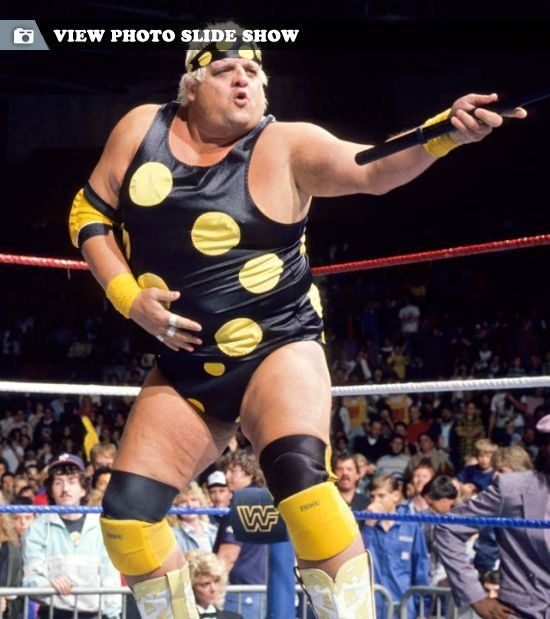 Dusty Rhodes net worth - 3 Million bucks!