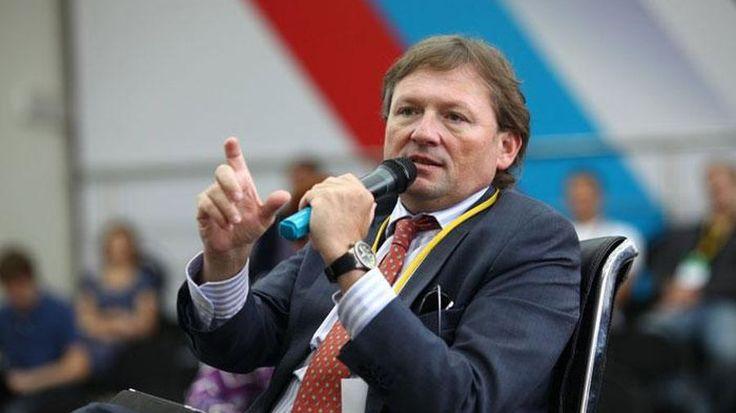 #Bitcoin Борис Титов предложил блокчейн для выборов и криптодолину в Крыму #bitcoin #btc