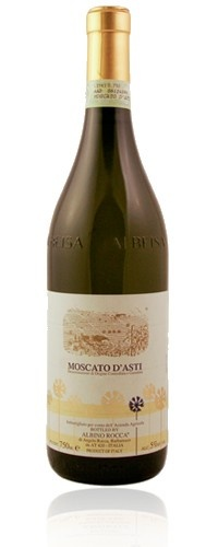 Albino Rocca Moscato d'Asti 2010 : Moscato d'Asti offers good varietal definition in a mid-weight style $28