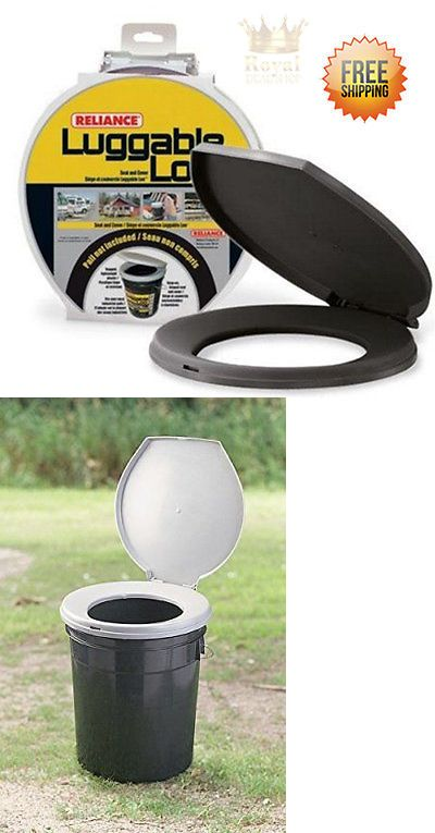 25+ best Portable toilet seat ideas on Pinterest | Camping toilet ...