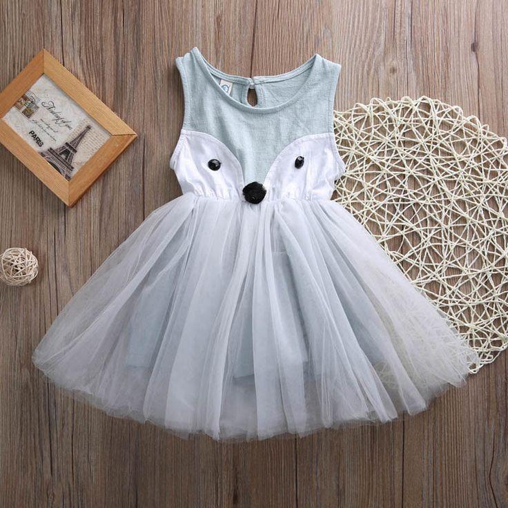 P.S. I Love You More Boutique   Pretty Fox Dress   -- Spring Summer Fall Winter Fashion.