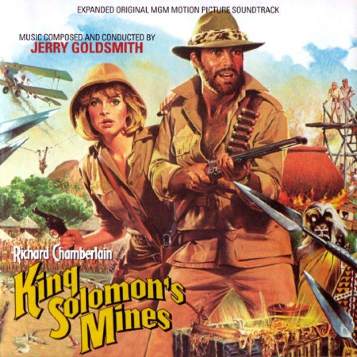 King Solomon's Mines Soundtrack (Jerry Goldsmith)