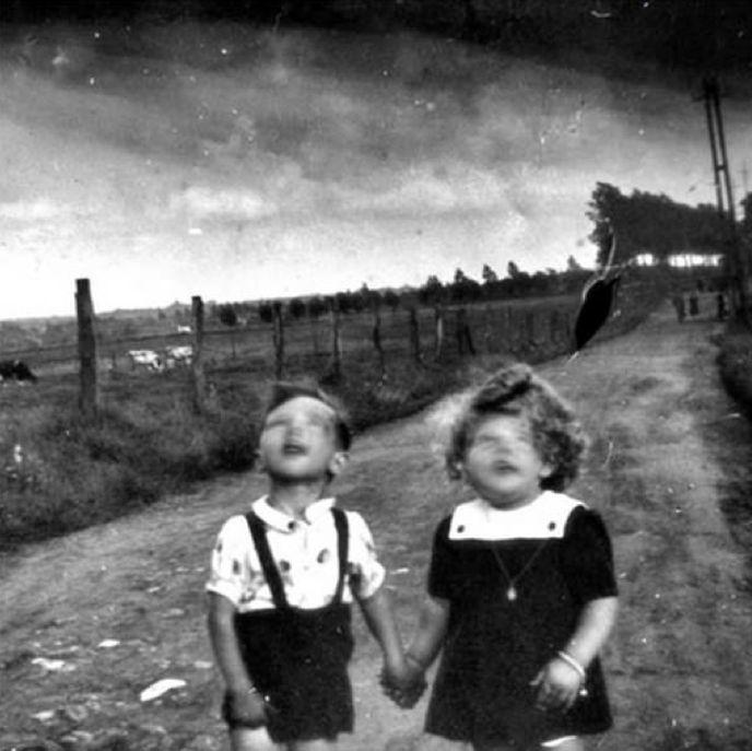18 photos effrayantes et étranges du passé !!