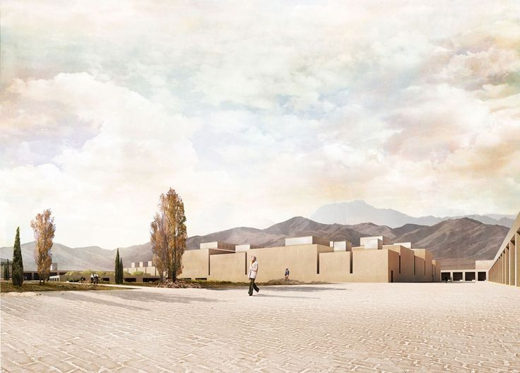 Museum Afghanistan -Estudio AGraph