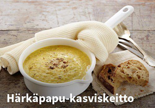 Härkäpapu-kasviskeitto, Resepti: Versofood #kauppahalli24 #ruoka #resepti #kasviskeitto