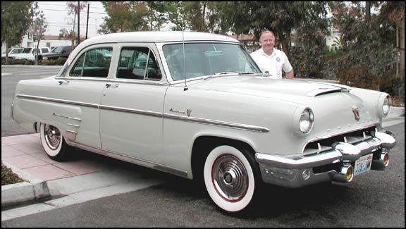 747 best mercury images on pinterest vintage cars for 1953 ford 4 door sedan