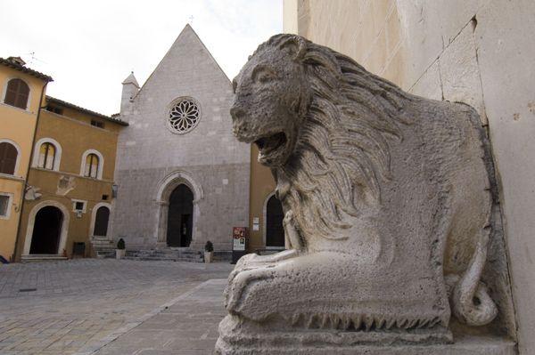 Museo dei manoscritti di #Leopardi a Visso