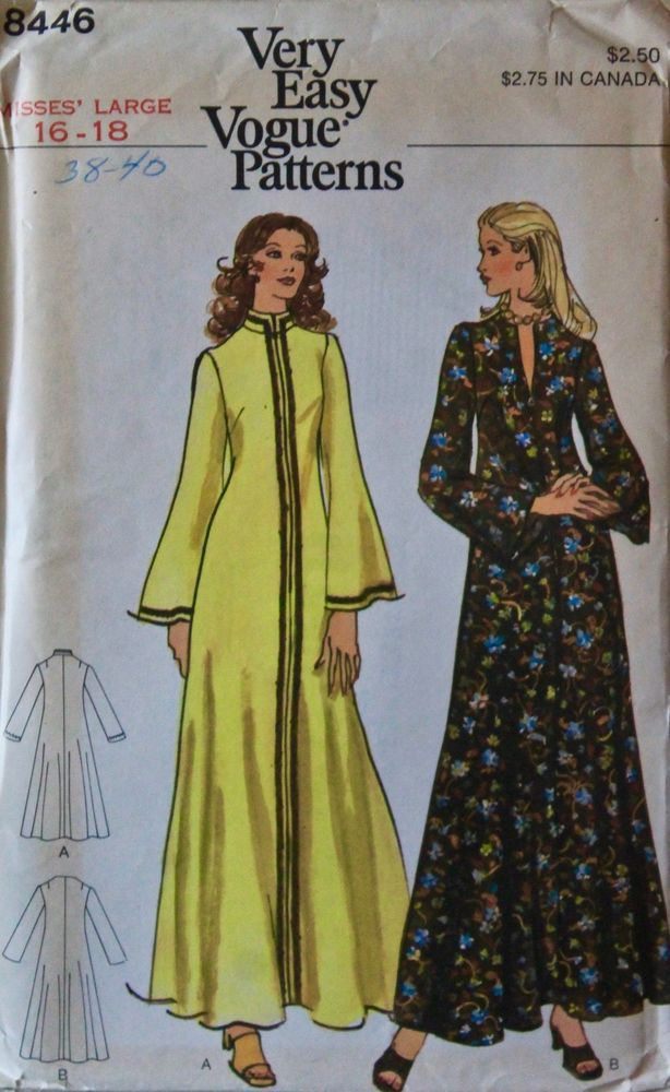 Pin On Vogue Patterns Vintage Fashion Patterns Entertaining Items