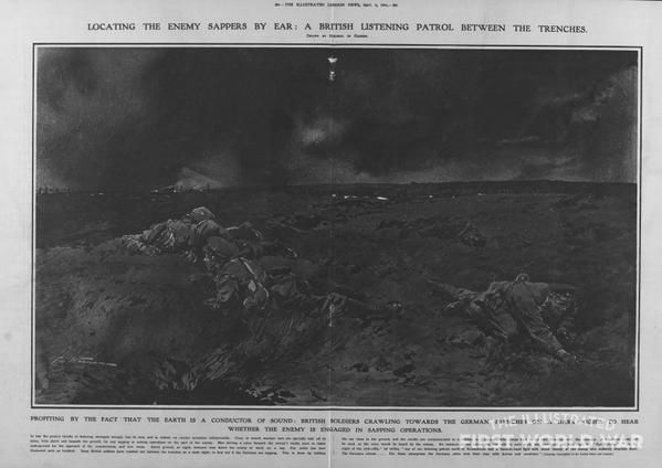 """WWI covered live on Twitter: """"Sep 4 1915 Articles on mining operations underneath the trenches of the Western Front http://t.co/cFrdQtxkaN http://t.co/C4CRxckyMG"""""""