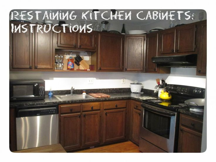 Restaining Kitchen Cabinets Lighter Best 25 Restaining Kitchen Cabinets Ideas On Pinterest .