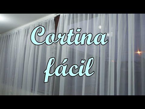 17 melhores ideias sobre como fazer uma cortina no pinterest ...