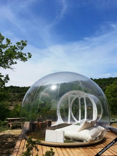 La bulle de rêves