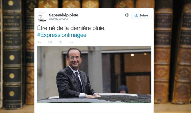 Twitter topito: Expression imagée