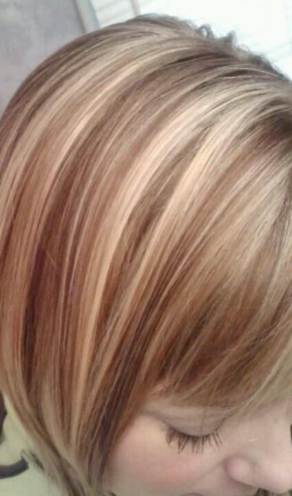 Love the color Hair beauty by Tiffany Pennington
