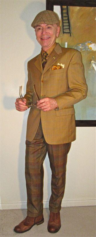 Barney's New York blazer, Arrow shirt, Old River vintage tie, Ted Baker trousers, Joseph Seibel suede & leather ankle boots… #BarneysNewYork #Arrow #OldRiver #TedBaker #JosephSeibel #Toronto #WIWT #menswear #mensweardaily #mensfashion #instafashion #fashion #dandy #dandystyle #sartorial #sartorialsplendour #sprezzatura #menstyle #dapper #dapperstyle #menshoes