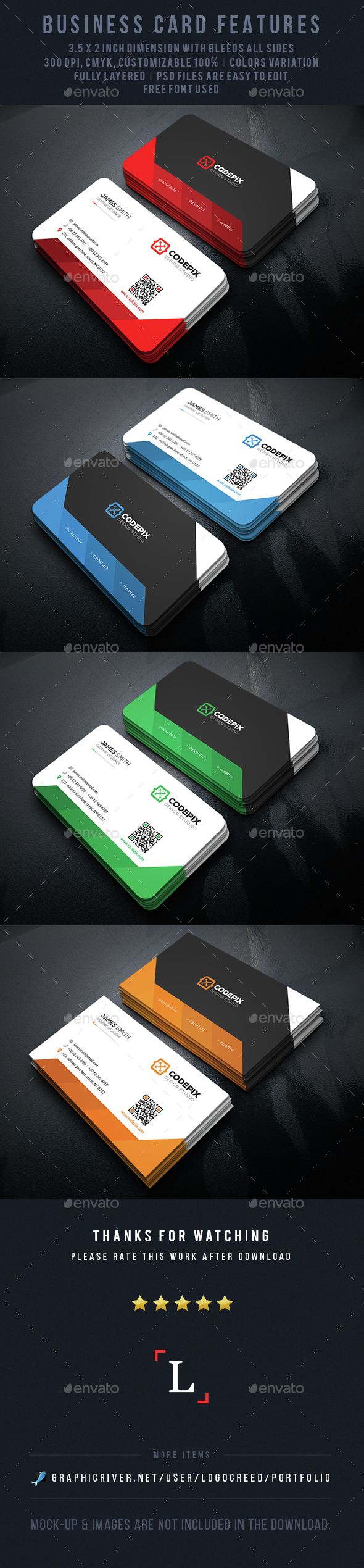 Shade Corporate Business Card Template PSD. Download here: http://graphicriver.net/item/shade-corporate-business-card/14867985?ref=ksioks