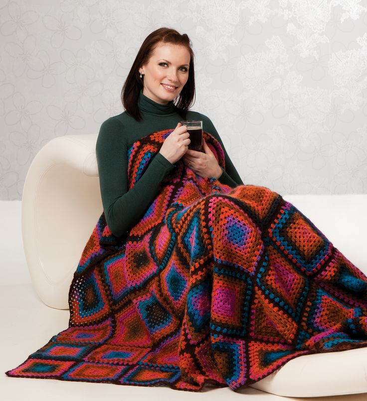 Beskrivning Filt  http://www.knittingroom.se/butik/default.asp?pf_id=SE-111927