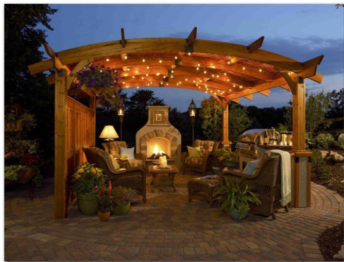 New York Plantings Garden Design - Pergola Ideas for Backyards, Rooftop Gardens - Residential and Commerical | New York Plantings