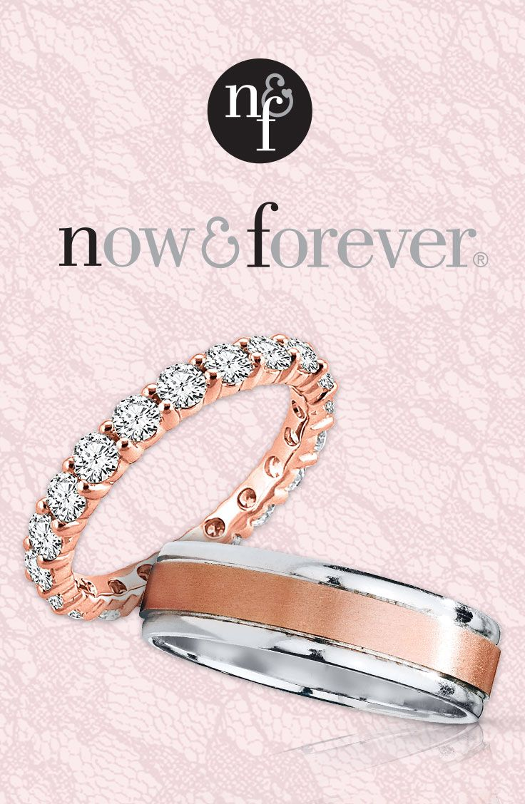 Kay charmed memories bangle bracelet - Find Your Perfect Wedding Band Match With The Now And Forever Collection