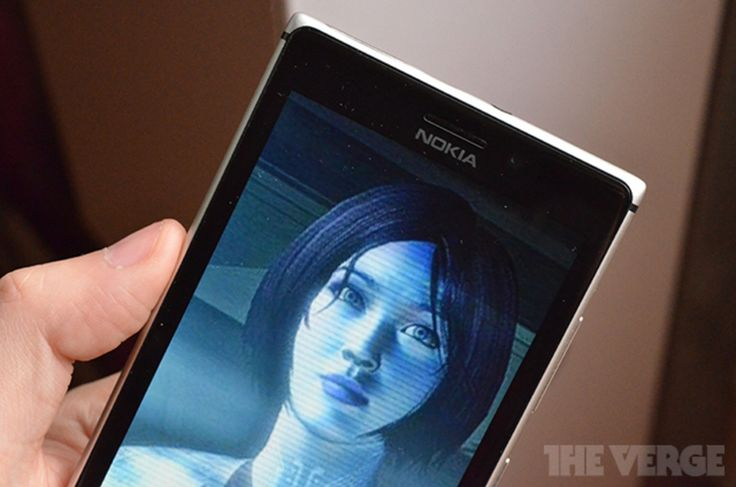 Windows Phone 8.1 'Cortana' personal assistant will be powered by Foursquare | The Verge